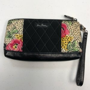 Vera Bradley retired wallet Patchwork collection